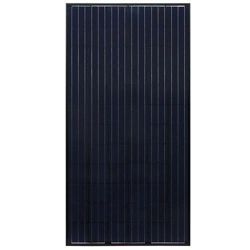 Black 285Wp-320Wp Poly Solar Panel