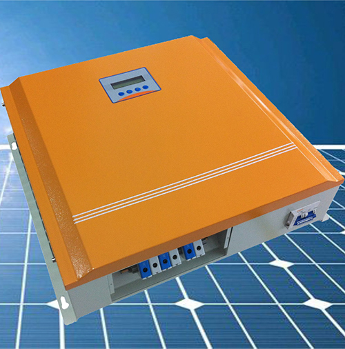 LCD Display120V-380V  30A-120A Solar Charger Controller