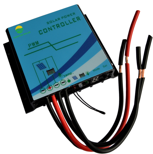 Waterproof Constant Current 12/24V ,5A/10A/15A/20A Charger Controller