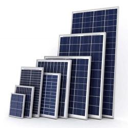 5Wp-130Wp Poly Solar Panel