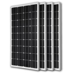 5Wp-80Wp Mono Solar Panel