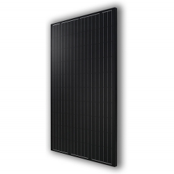 Black 230Wp-265Wp Poly Solar Panel