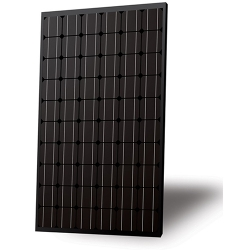 Black 240Wp-275Wp Mono Solar Panel