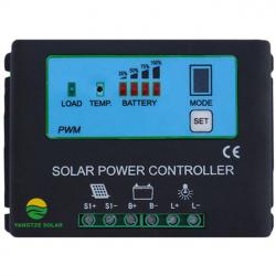 6V ,12V/24V ,5A-20A Solar Charger Controller