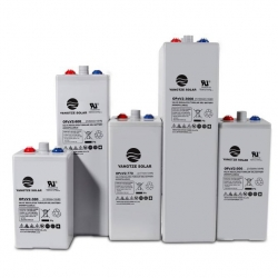 2V,12V OPzV Battery