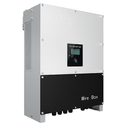 US Standard 10kw-20kw 3phase Grid Tied Inverter
