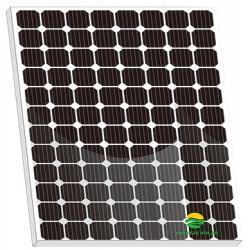 440Wp-500Wp Mono Solar Panel