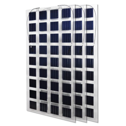 Transparent & BIPV Solar Panel