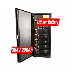 384V Lithium Battery Pack
